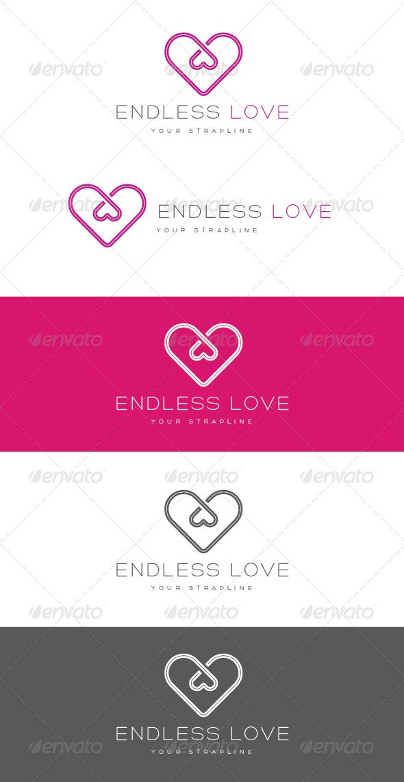 Endless Love Logo - Symbols Logo Templates