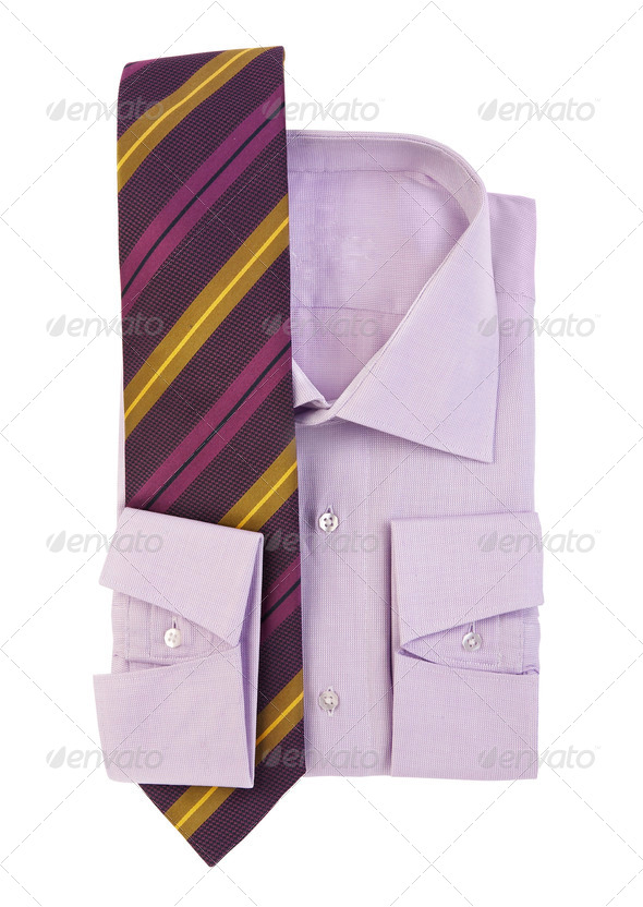 Man's shirt - Stock Photo - Images