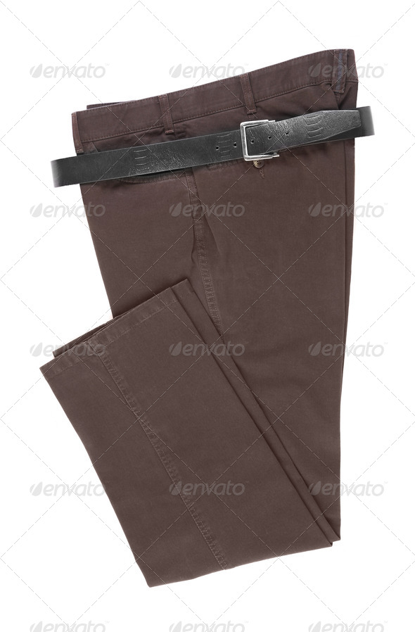 Man's trouser - Stock Photo - Images