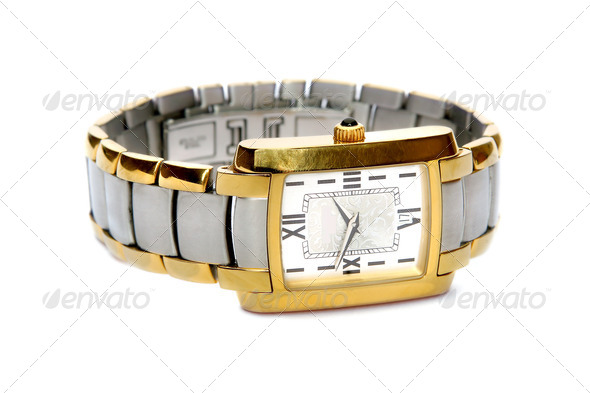 wrist-watch. Clock. - Stock Photo - Images