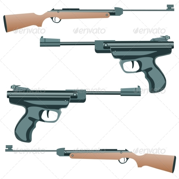 Firearms - Sports/Activity Conceptual