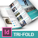 Corporate Tri-Fold Brochure - GraphicRiver Item for Sale