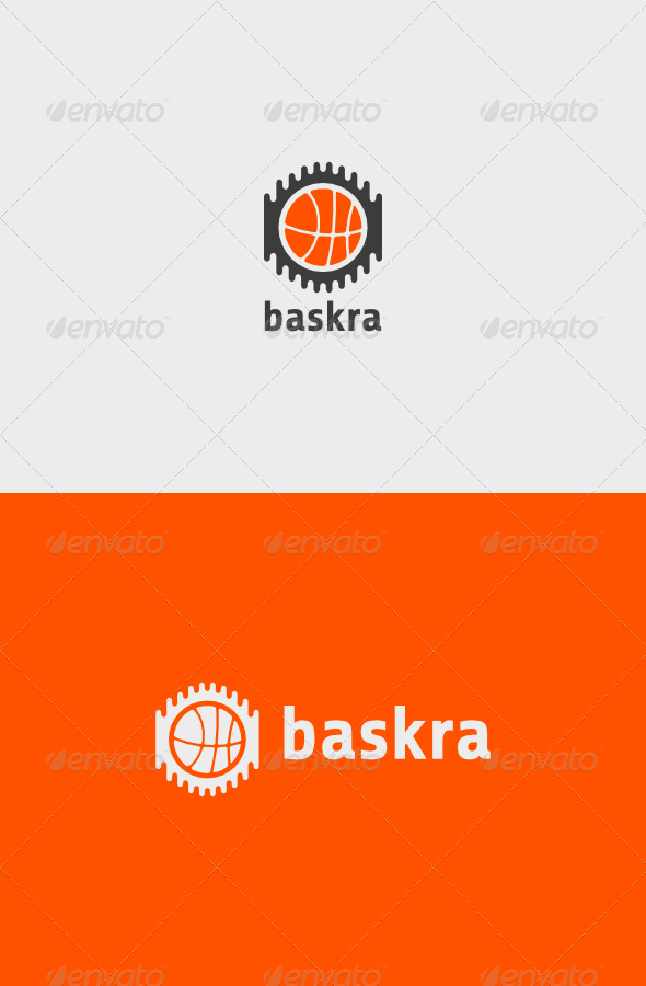 Baskra Logo - Objects Logo Templates
