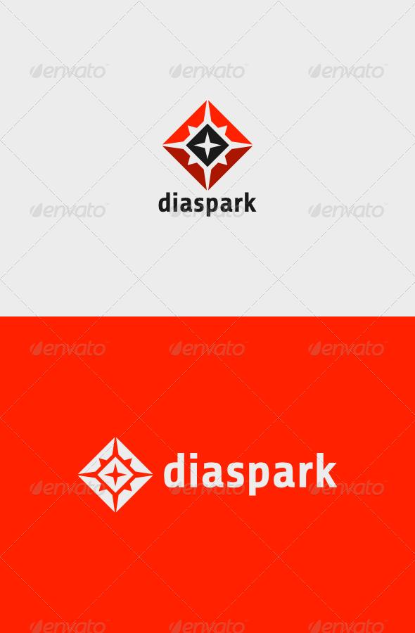 Diaspark Logo - Abstract Logo Templates