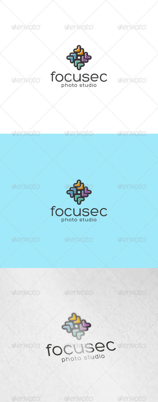 Focusec Logo - Abstract Logo Templates