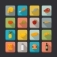 Supermarket Food Icons Set - GraphicRiver Item for Sale