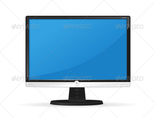 Monitor - Technology Conceptual