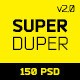 Super Duper | PSD Template - ThemeForest Item for Sale