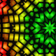 Rhythmic Kaleidoscope - VideoHive Item for Sale