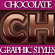 Set of Various Chocolate Graphic Style for Design - GraphicRiver Item for Sale