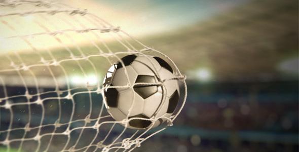 Soccer Scoring Logo Reveal