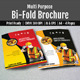 Multipurpose Bifold Brochure - GraphicRiver Item for Sale