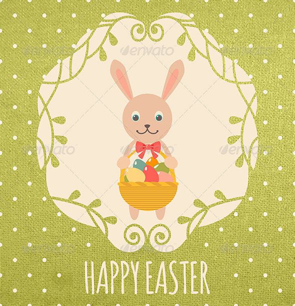 Tenderness Easter Card. - Seasons/Holidays Conceptual
