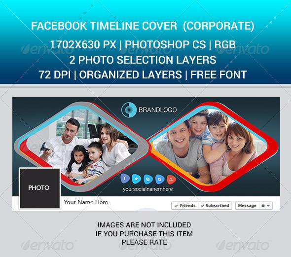 Facebook Timeline Cover (corporate) - Facebook Timeline Covers Social Media