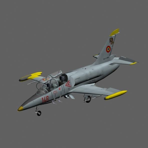 Aero L-39 ZA - 3DOcean Item for Sale