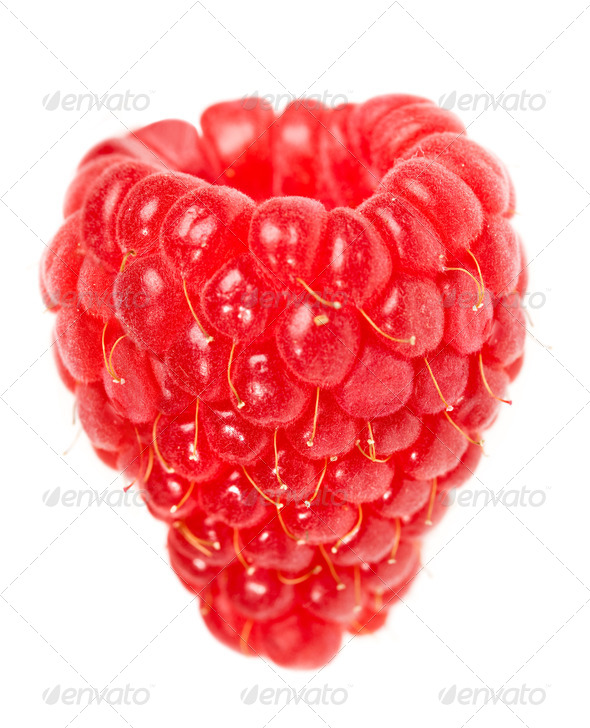 raspberry - Stock Photo - Images