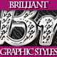 Set of Luxury Graphic Styles for Design - GraphicRiver Item for Sale