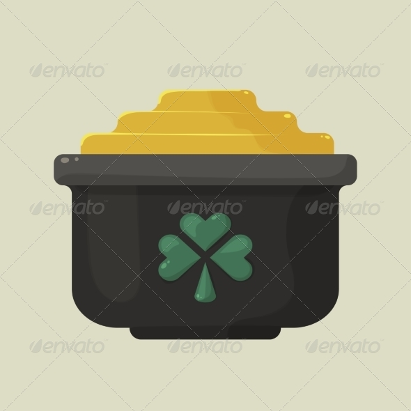 Pot of Gold - Miscellaneous Seasons/Holidays