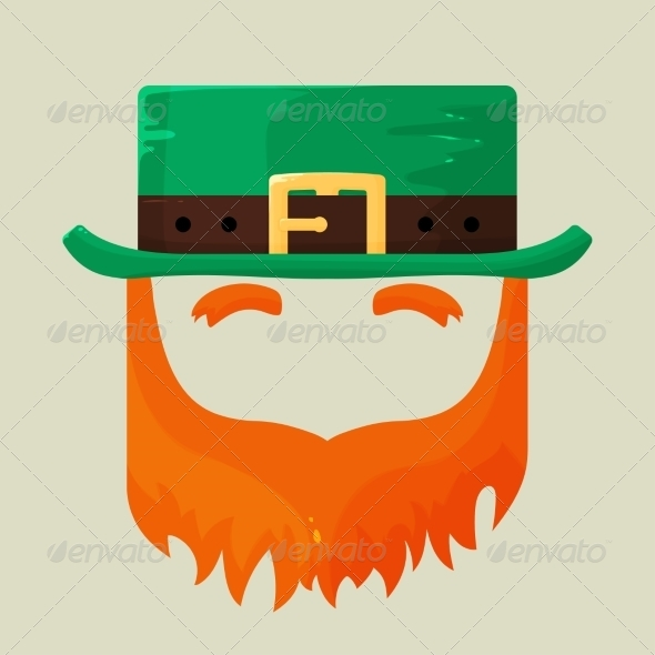 Irish St. Patricks Day Leprechaun - Miscellaneous Seasons/Holidays