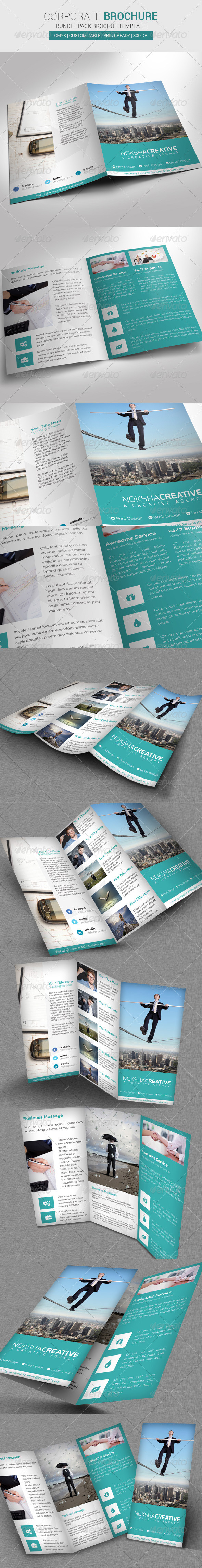 Bundle Pack Brochure - Corporate Brochures