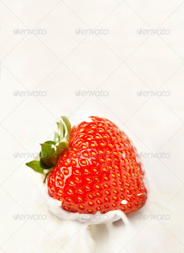 Strawberry - Stock Photo - Images
