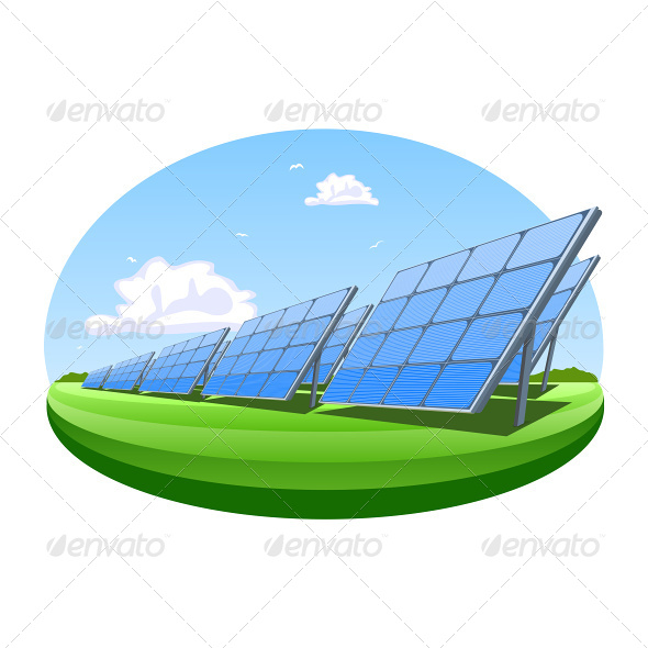 Solar Panels - Technology Conceptual