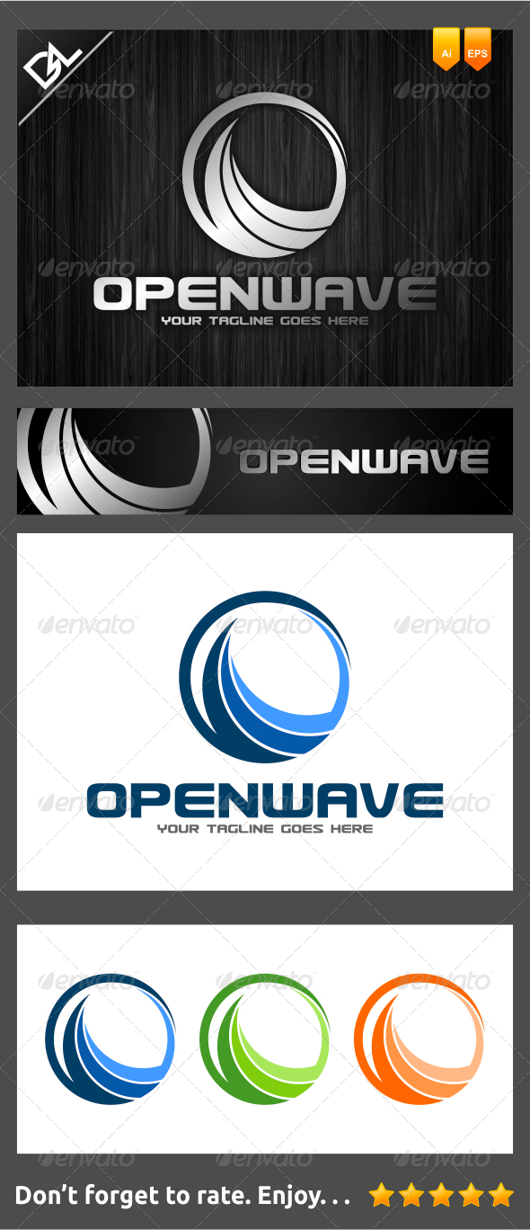 Openwave - Symbols Logo Templates