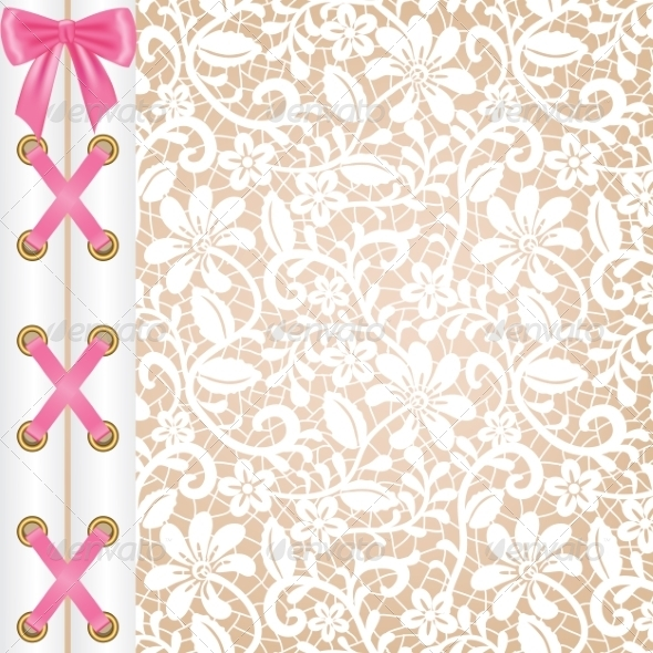 Lacing - Backgrounds Decorative