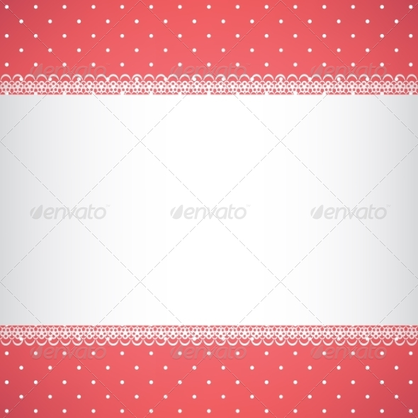 Polka Dot Pattern - Backgrounds Decorative