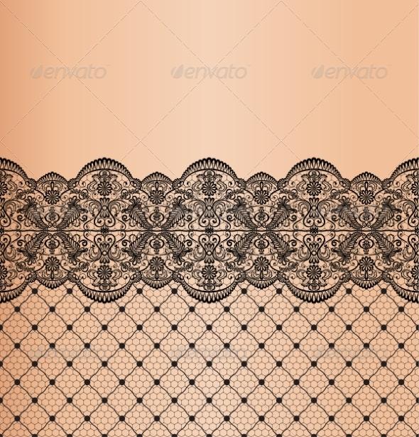 Garter - Backgrounds Decorative