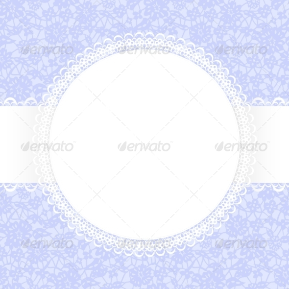 Lace Fabric Background - Backgrounds Decorative