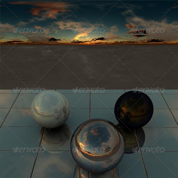 Desert 94 - 3DOcean Item for Sale