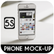 Phone 5S Mock-Up