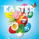 Easter Party A5 Flyer Template - GraphicRiver Item for Sale