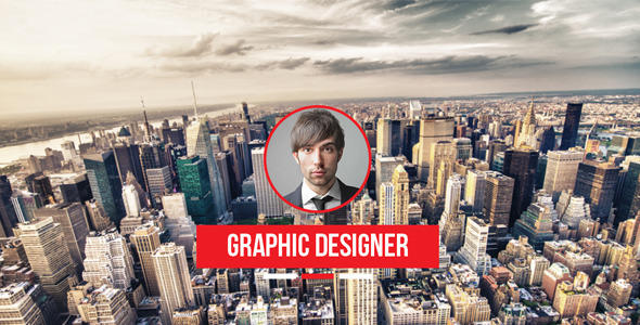 Crazy Portfolio Muse Template - Personal Muse Templates