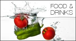 Food & Drinks Creative cuisine