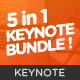 Slidehack's Keynote Bundle #1  - GraphicRiver Item for Sale