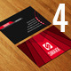 Corporate Business Card Bundle ANB0009 - GraphicRiver Item for Sale