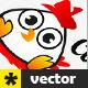 Chicken Set - GraphicRiver Item for Sale