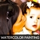Watercolor Painting Lightroom Preset - GraphicRiver Item for Sale
