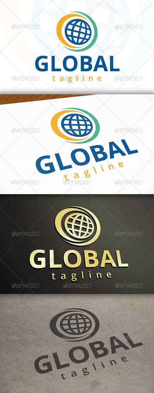 World Logo - Symbols Logo Templates