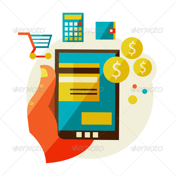 Processing Of Mobile Payments - Web Technology
