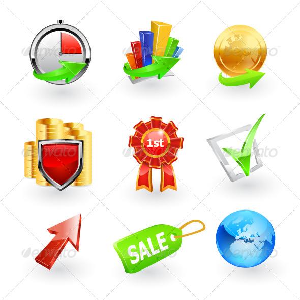 Web Icon Set - Web Technology