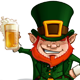 "St. Patrick ""Cheers"" - GraphicRiver Item for Sale"