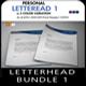 Letterhead Bundle 1 - GraphicRiver Item for Sale