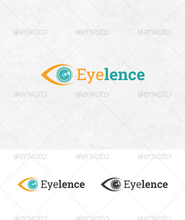 Eye Lence Logo - Logo Templates