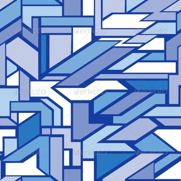 Seamless Geometric Pattern - Patterns Decorative
