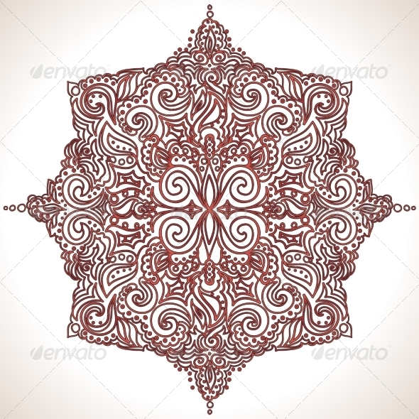 Lace Pattern - Backgrounds Decorative