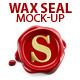 Wax Seal mockup - GraphicRiver Item for Sale