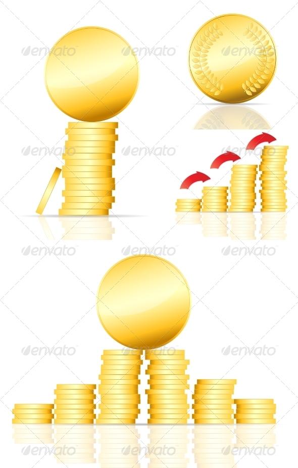Gold Coins - Web Technology